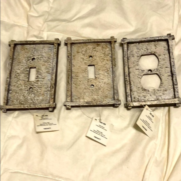 Hobby Lobby Other White Birch Looking Outlet Covers Poshmark